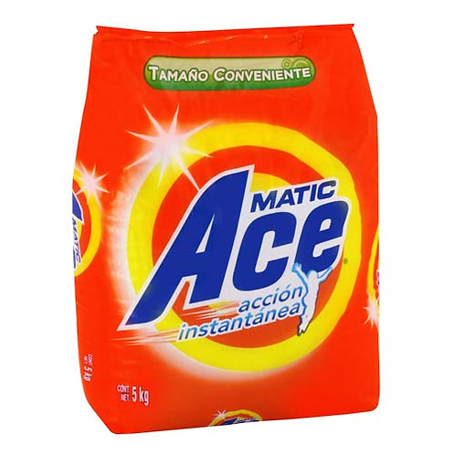 Ace Regular 500g Laundry Detergent  24's