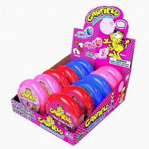 Kidsmania #820 Garfield Bubble Gum Tape 12/12's