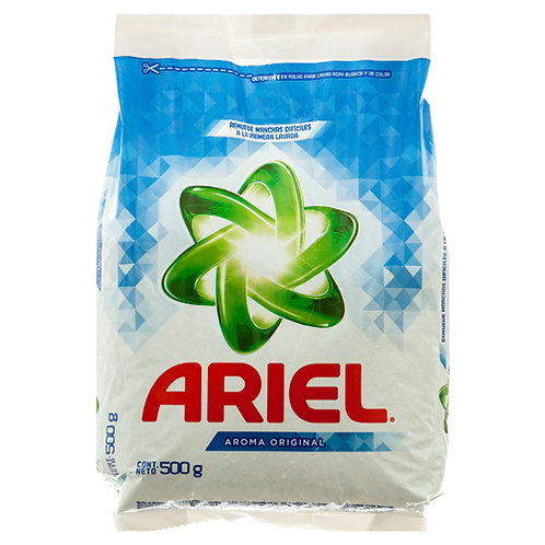 Ariel 500 g Regular Laundry Detergent  1/18's