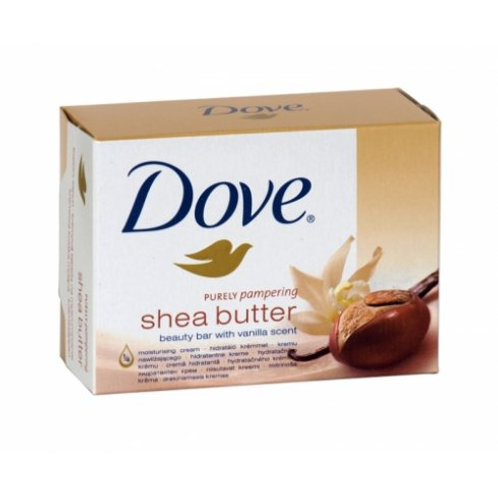 Dove Cream Bar Shea Butter 100 g 1/48 ct