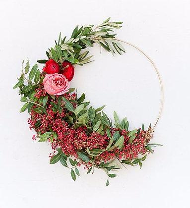 Side Wreath