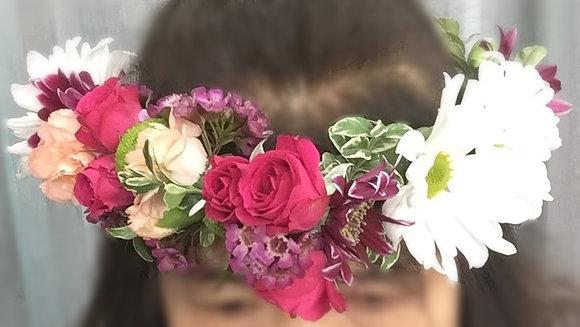 Pink Head Crown