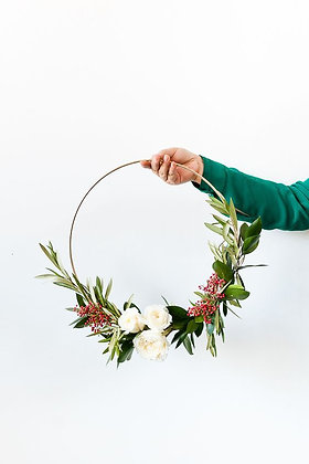 Low Wreath