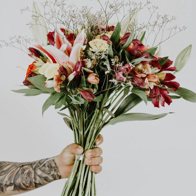 Bouquet de mariée / demoiselles d'honneur