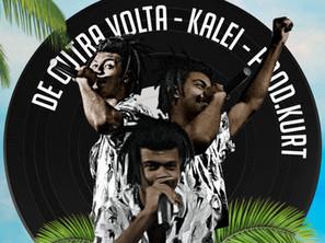 """Kalei chega com tudo em novo single """"De Outra Volta"""""""