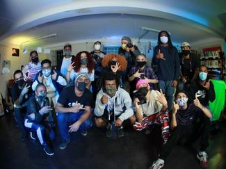 """Casa Cultural Hip-hop Jaçanã promoveu """"Sarau da Casa"""" com mulheres da cena"""