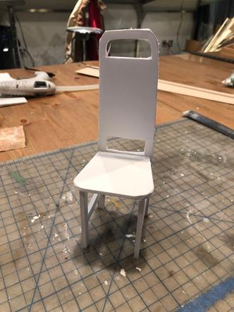 banquet chair template