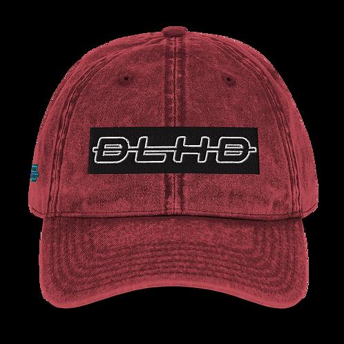 DLHD VINTAGE COTTON CAP