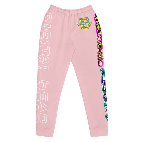 DLHD PINK WOMENS JOGGERS