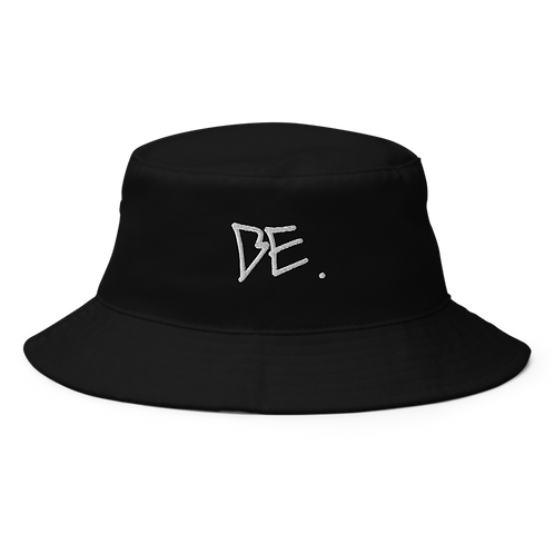 DLHD X BE. BUCKET HAT (DARK)