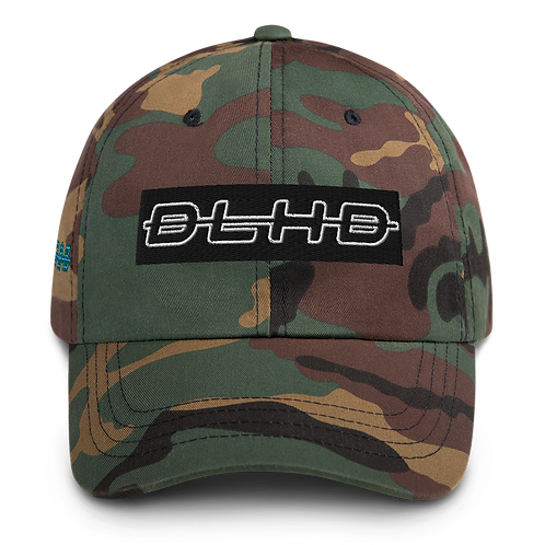 DLHD DAD CAP
