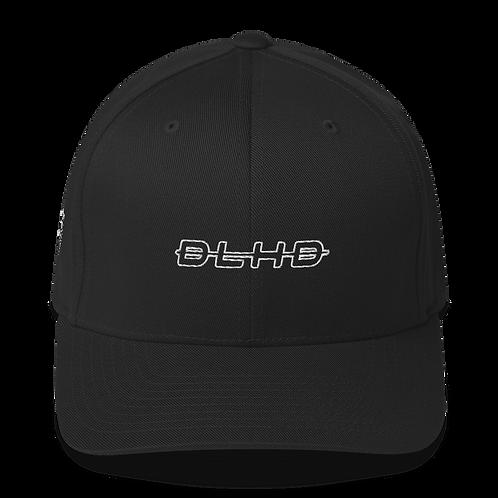 DLHD X BE. FLEX FIT CAP