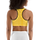 Thumbnail: DLHD YELLOW SPORTS BRA