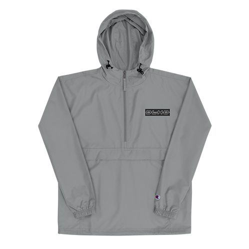 DLHD STICHED LOGO CHAMPION PACKABLE JACKET