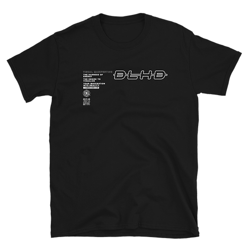 DLHD VISUAL MANIFEST SCAN-ABLE UNISEX TEE