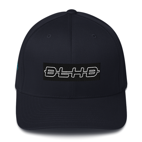 DLHD LOGO STRUCTURED CAP