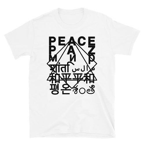 DLHD PEACE TEE (REPRISE EDITION) UNISEX TEE