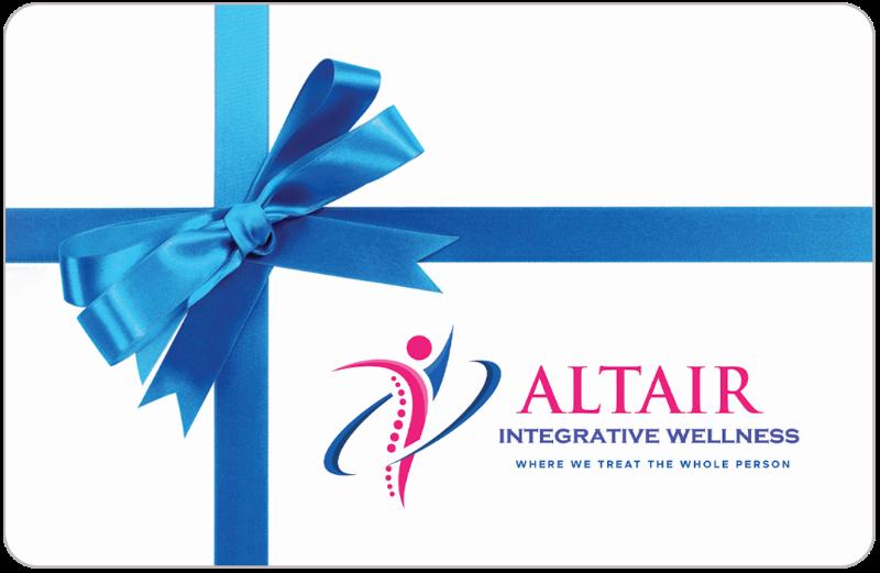 Altair Integrative Wellness Gift Pack