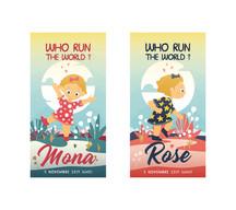Mona & Rose