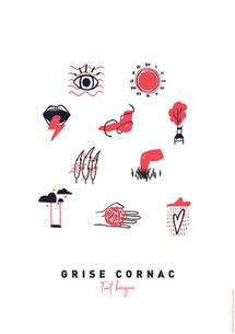 Grise Cornac - Tout Baigne
