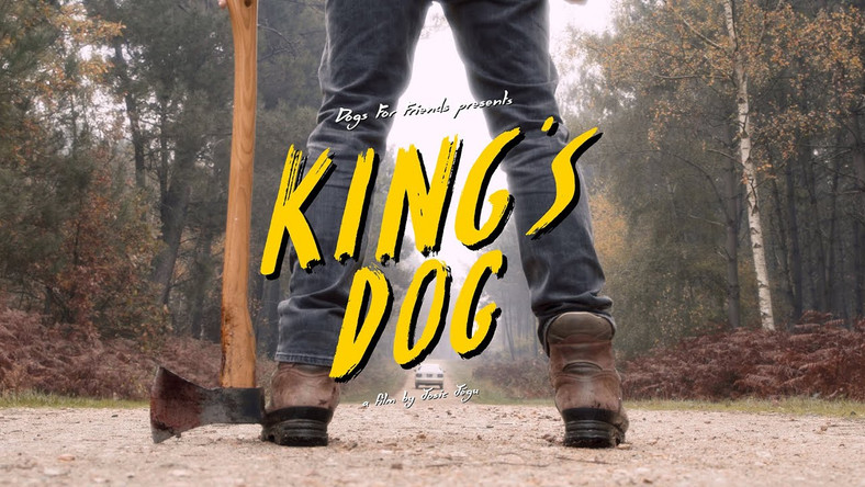 Dogs For Friends - King's Dog
