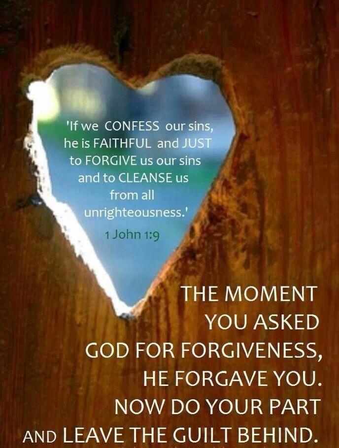 I John 1:9