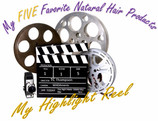 Friday's Fab Five Natural Hair Products