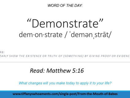 Word of the Day (Tuesday 10.2.18)