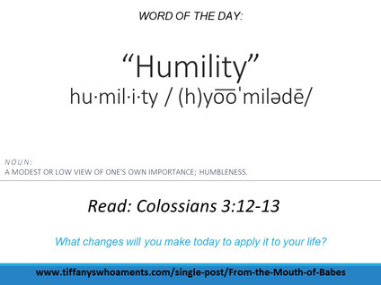 Word of the Day (Wednesday 10.3.18)