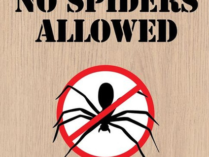 No Spiders Allowed!