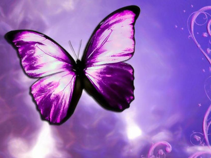 Spread Your Wings and Fly, Butterfly: Keyana & Granny