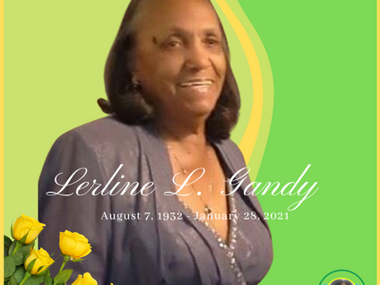 Lerline Gandy: Blessed and Highly Favored