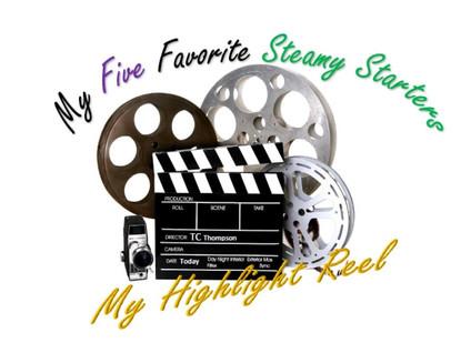 """My Fab Five Steamy """"Starters"""""""