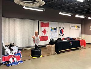 Taekwondo Test 2018