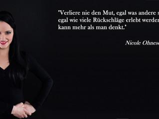Interview mit Nicole Ohnesorge