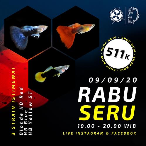 RABU SERU 8 SEPTEMBER 2020