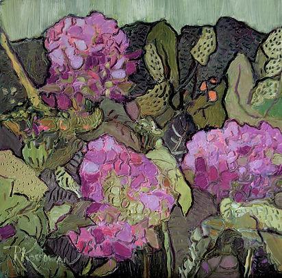 Kossowan, R. Fuchsia nd Chartreuse, oi o