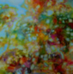 Kossowan, R. Joyful, oil on deep canvas,
