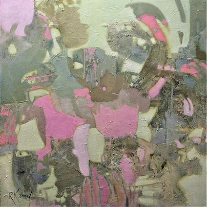 Kossowan, R. Sweet Patootie, oil on deep