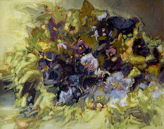 Panzy Frenzy by Rose-Marie Kossowan