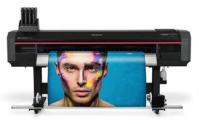 Mutoh XpertJet 1641SR eco-solvent single head vinyl printer