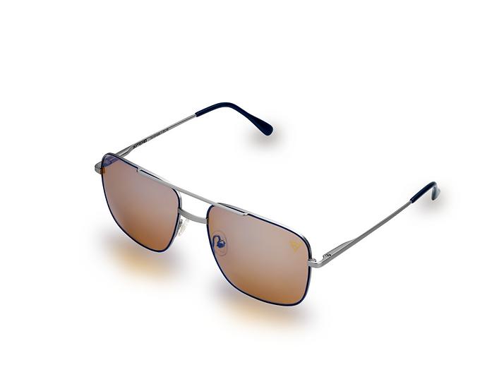 Tesla Hyperlight Eyewear, Aviator, Blue