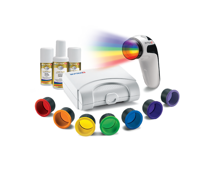 BIOPTRON MEDALL/YOUTHRON COLOUR THERAPY SET (PAG-965)
