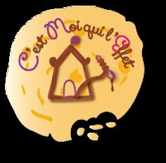 Logo croqué C'est Moi qui l'Effet