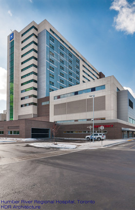10 Humber River Hospital