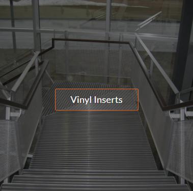 Vinyl Inserts