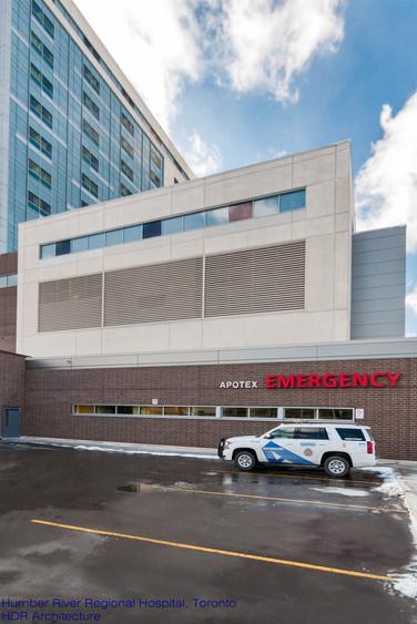 13 Humber River Hospital