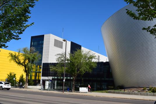 University of Alberta Wilson Climbing Centre