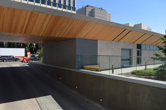 Federal Building Edmonton