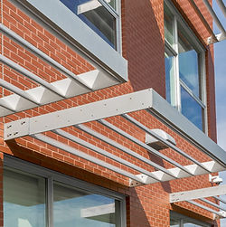 Architectural Louvers & Sunshades